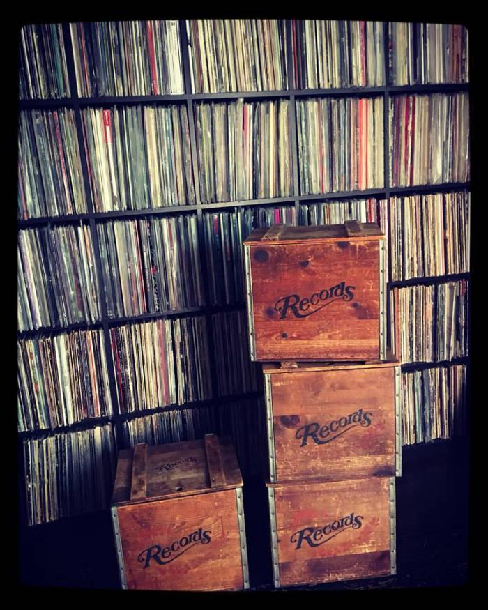 vinyl collection