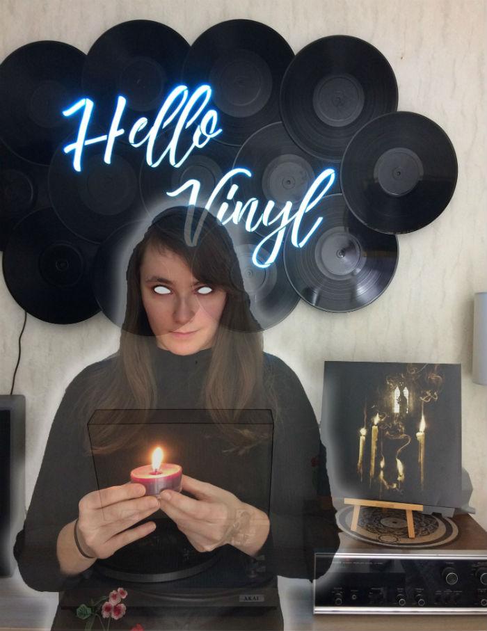 hello vinyl tient un album de opeth