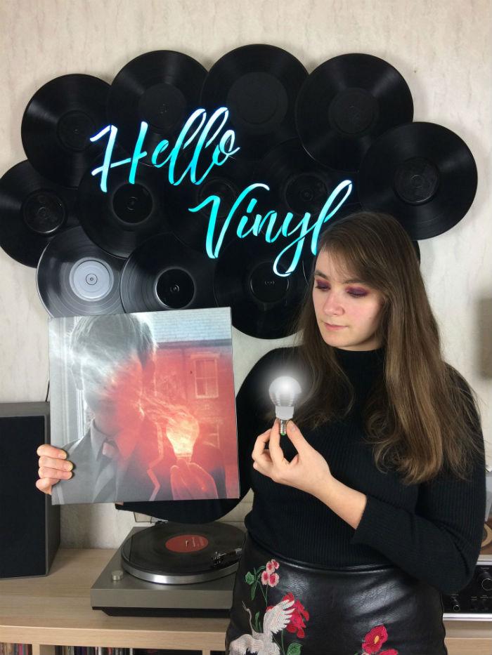 hello vinyl tient un album de steve wilson