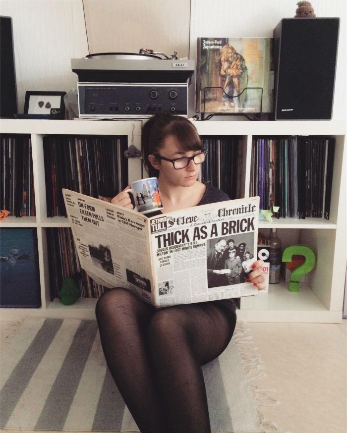 hello vinyl tient un album de jethro tull