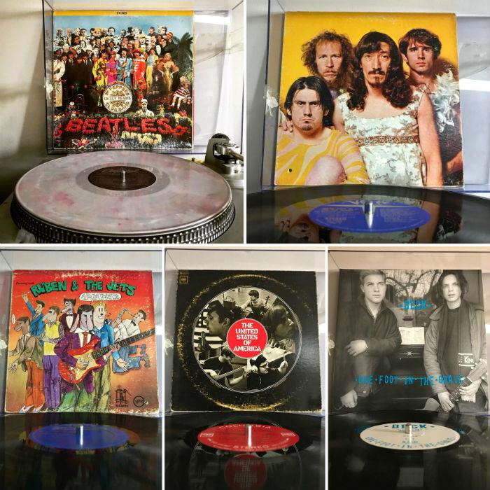eric, 5 albums