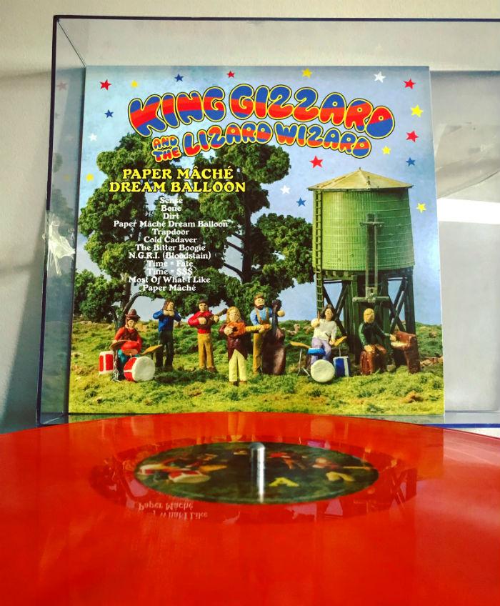 King Gizzard & the Lizard Wizard, album